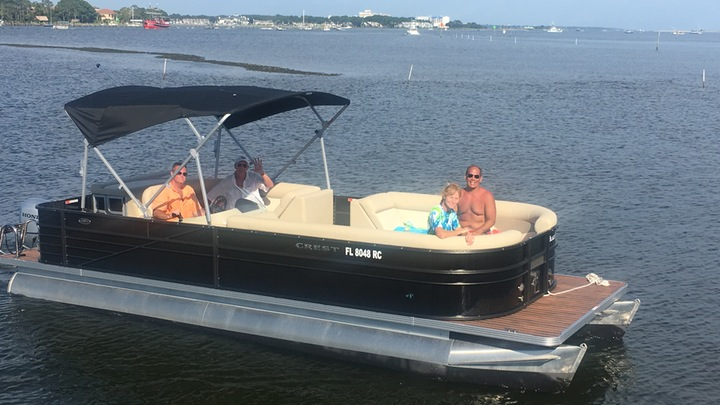 Boat Rentals | Shell Island Tours